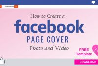 How To Design A Facebook Business Page Cover Photo And Video inside Facebook Business Templates Free