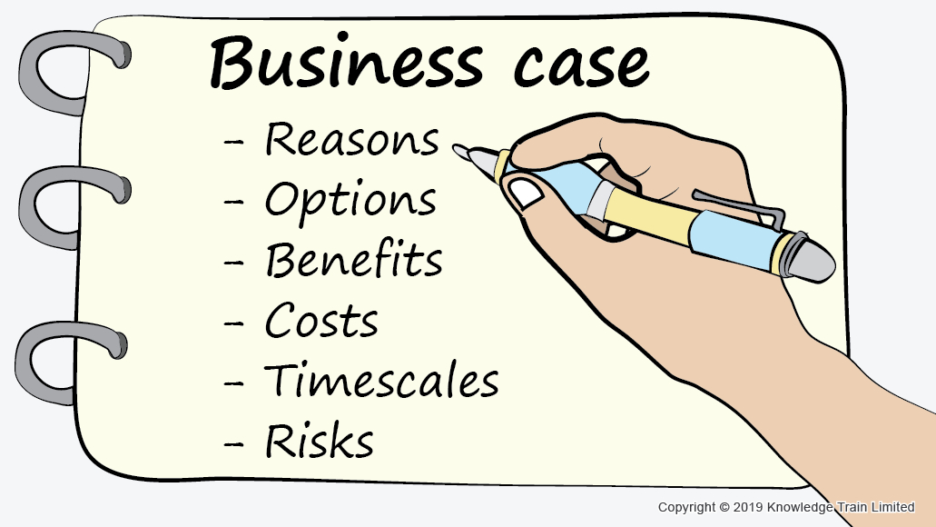 How To Write A Business Case | Business Case Template pertaining to Writing Business Cases Template