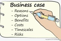 How To Write A Business Case | Business Case Template regarding Prince2 Business Case Template Word
