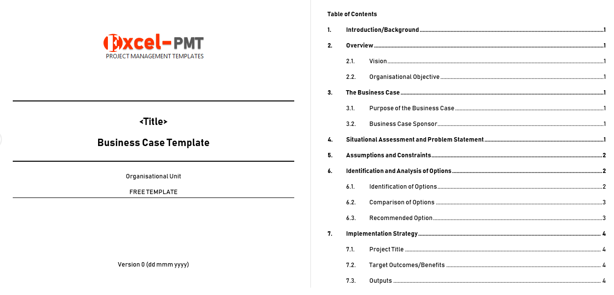 How To Write Business Case? – Free Template & Examples within Writing Business Cases Template