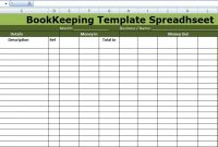 If You Are Looking For A Simple Small Business Bookkeeping pertaining to Template For Small Business Bookkeeping