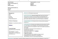 Image Result For One Page Description Template   Executive intended for One Page Business Summary Template