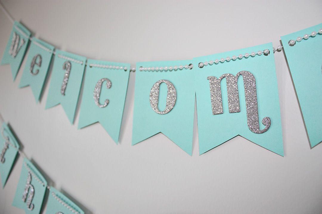 Impressive Ideas Baby Shower Banner Template Absolutely throughout Baby Shower Banner Template