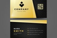 Luxury Business Card Template | Free Vector inside Christian Business Cards Templates Free