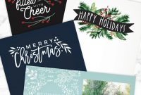 Make Your Own Christmas Cards (Free) | Somewhat Simple for Free Holiday Photo Card Templates