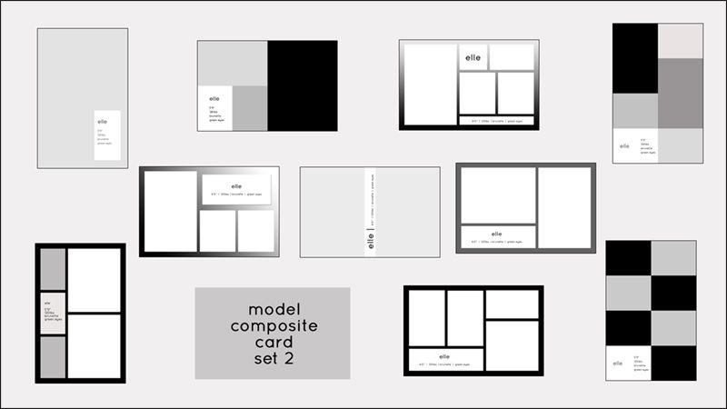 Model Comp Card Templates   Model Composite Card Templates Within Model Comp Card Template Free