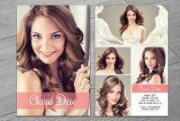 Modeling Comp Card Template | Fashion Model Card | Microsoft intended for Free Model Comp Card Template
