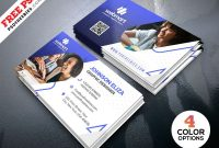 Modern Business Card Design Templates Psd | Modern Business with regard to Modern Business Card Design Templates