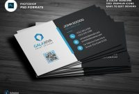Modern Creative Business Cardsgalaxiya On pertaining to Create Business Card Template Photoshop