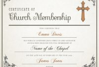 New Member Certificate Template (2 with New Member Certificate Template