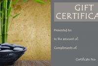 Personal | Gift Certificate Templates | Gift Certificate Factory regarding Massage Gift Certificate Template Free Download