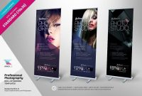 Photography Roll-Up Banners | Banner Design, Banner Template regarding Photography Banner Template