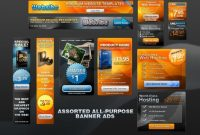 Photoshop Banner Templates Free Psd Download (353 Free Psd intended for Banner Template For Photoshop