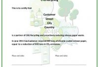 Pin On Certificate Templates With Regard To Certificate Of Disposal Template