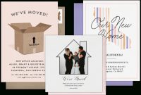 Pin On Great Template Design regarding Free Moving House Cards Templates