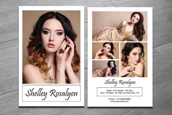 Pin On Pageant Prep Throughout Model Comp Card Template Free