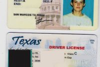 Pin Texas Drivers License Id Template On Pinterest | Id Card intended for Texas Id Card Template
