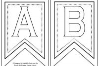 Pinprintable Party On Printable-Party Studio Newest with regard to Printable Letter Templates For Banners
