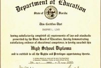 Printable Fake Ged Certificate For Free Ideal Fake Ged with regard to Ged Certificate Template