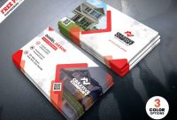 Real Estate Business Card Psd Template – Free Download with regard to Real Estate Business Cards Templates Free
