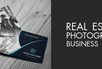 Real Estate Photography Business Cards – 20 Free Designs regarding Real Estate Business Cards Templates Free