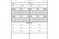 Referee Match Report Card | Report Card Template, Jobs For intended for Football Referee Game Card Template