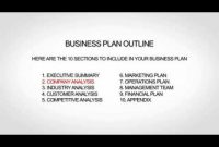 Restaurant Business Plan Template – Youtube within Business Plan Template For Transport Company