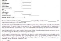 Sale Agreement Form   Contract Template, Purchase Agreement pertaining to Free Business Purchase Agreement Template