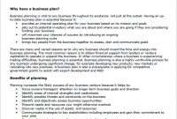 Sample Trucking Business Plan Pdf within Business Plan Template For Transport Company