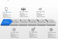 Six Staged Linear Process Flow Chart For Business Process throughout Business Process Catalogue Template