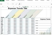 Small Business Expense Sheet For Excel with Small Business Expenses Spreadsheet Template