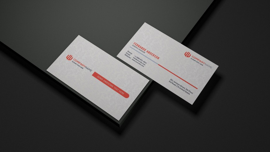 Staple Business Card Template ~ Addictionary for Staples Business Card Template Word