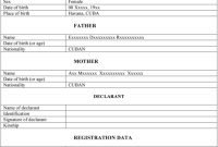 Templating As A Strategy For Translating Official… – Meta inside Marriage Certificate Translation Template