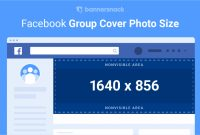 The Perfect Facebook Group Cover Photo Size For 2020 inside Facebook Banner Size Template