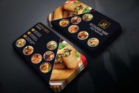 This Is A Business Card Template. This Template Contains with Food Business Cards Templates Free