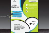 Vector ] Modern Stylish Business Flyer Template Free inside New Business Flyer Template Free