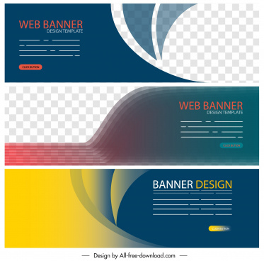 Web Banner Free Vector Download (14,481 Free Vector) For with regard to Free Website Banner Templates Download