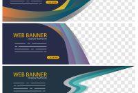 Web Banner Templates Modern Abstract Elegant Decor Free With Free Website Banner Templates Download