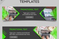 Website Banner Templates | Free Vector Within Free Website Banner Templates Download