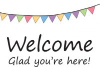 Welcome Banner Clipart | Free Download Best Welcome Banner with Welcome Banner Template
