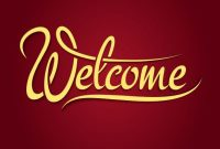 Welcome Banner Template – 20+ Free Psd, Ai, Vector Eps with regard to Welcome Banner Template